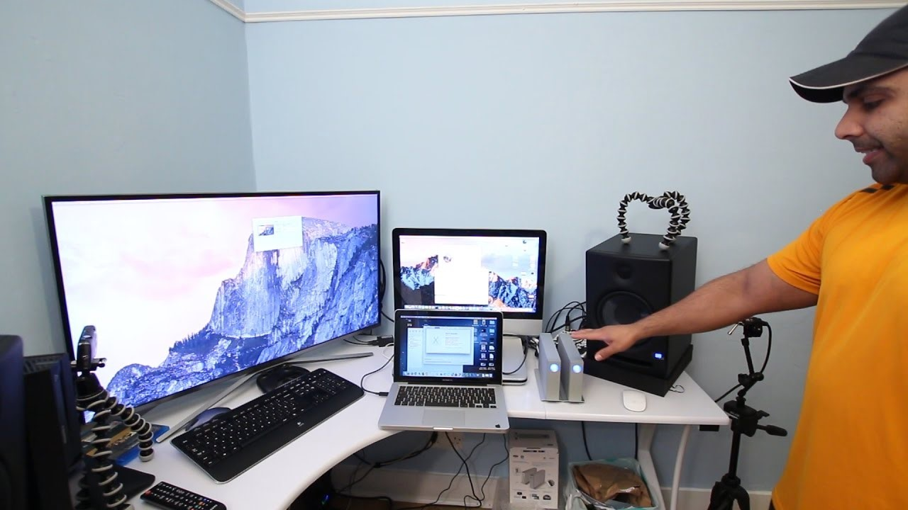 Usar iMac como monitor Windows