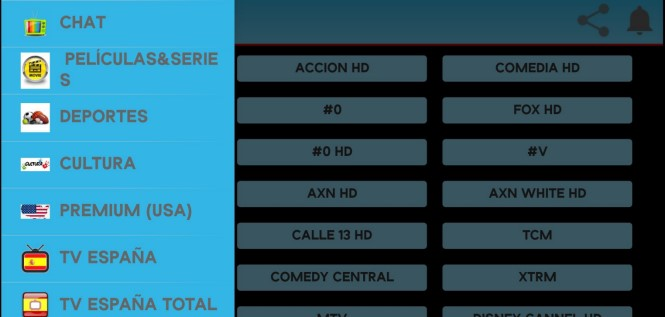 Arcade TV para Android y TV Box