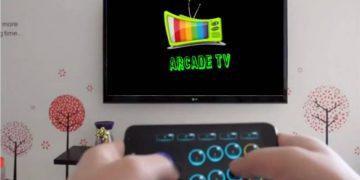 Arcade TV para Android y TV Box