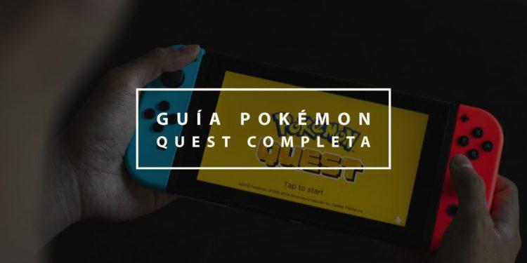 Guía Pokémon Quest completa