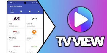TV View APK para celular Android, Smart TV y PC