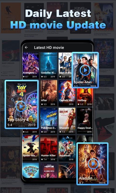 VidMix 2020 en Android y TV Box