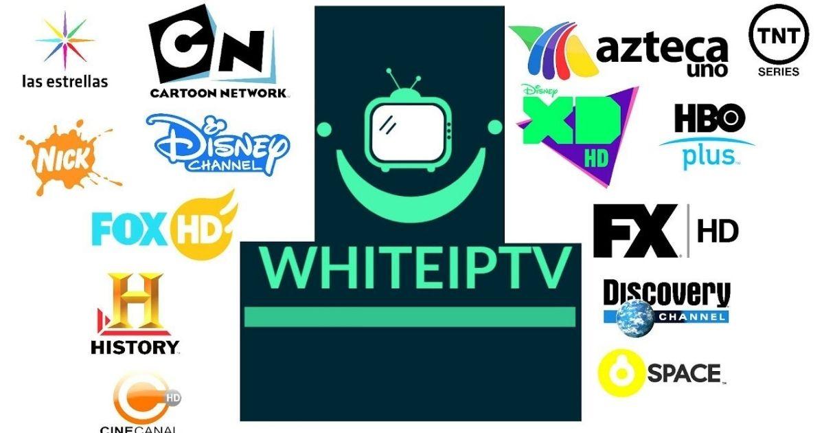 WhiteIPTV