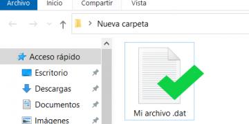 Cómo abrir archivos dat