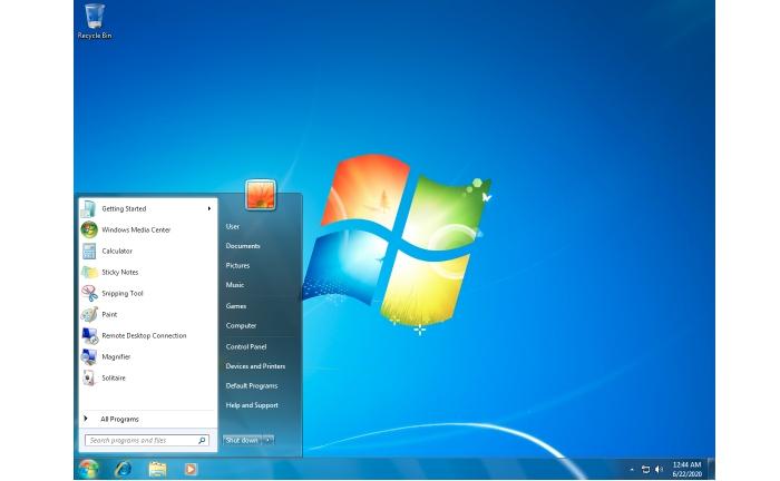Windows 7 reparar