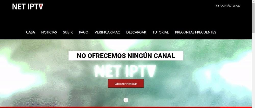 Cómo configurar NET IPTV