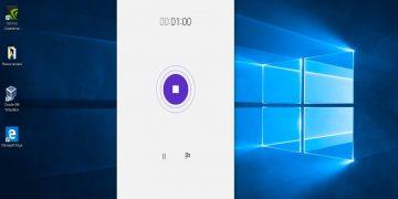 Dónde guarda los archivos la grabadora de voz en Windows 10