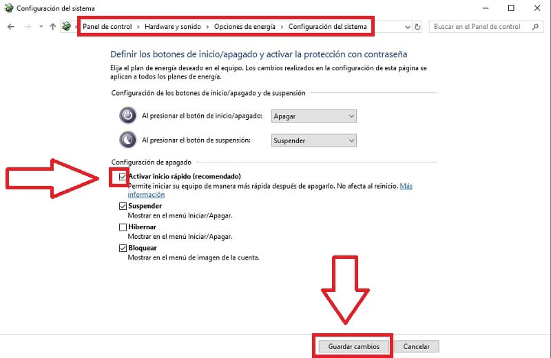 Error de solicitud de descriptor de dispositivo externo