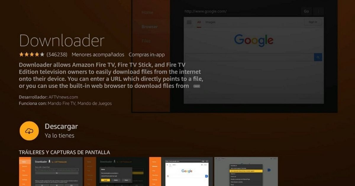 Descargar e instalar Kodi en Amazon Fire TV Stick paso a paso