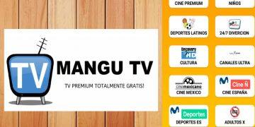 Mangu TV apk última versión