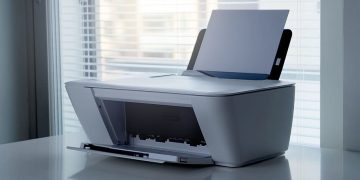 impresora en red