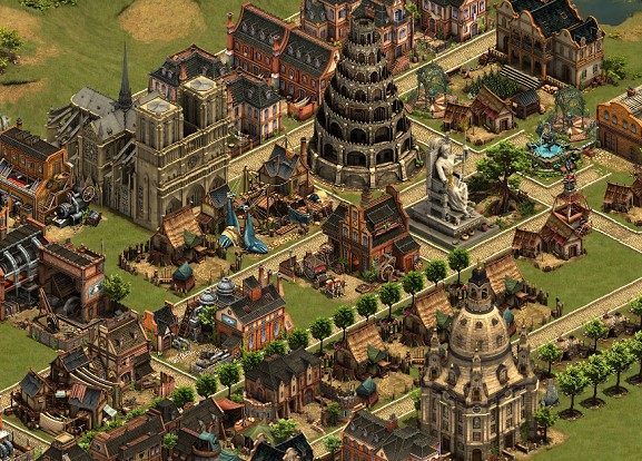 Guía y Trucos Forge of Empires