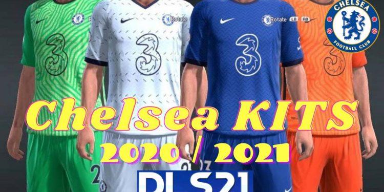 Kits Chelsea Dream League Soccer