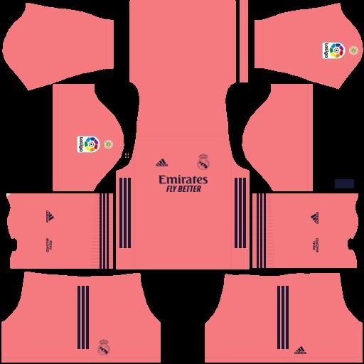 Kits Real Madrid Dream League Soccer