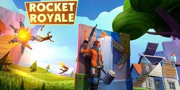 Códigos de Amigo en Rocket Royale