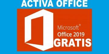 Cómo activar Office 2019 gratis
