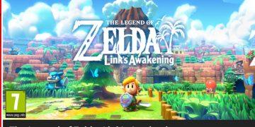 Piezas de Corazón en Zelda Links Awakening – Localizaciones