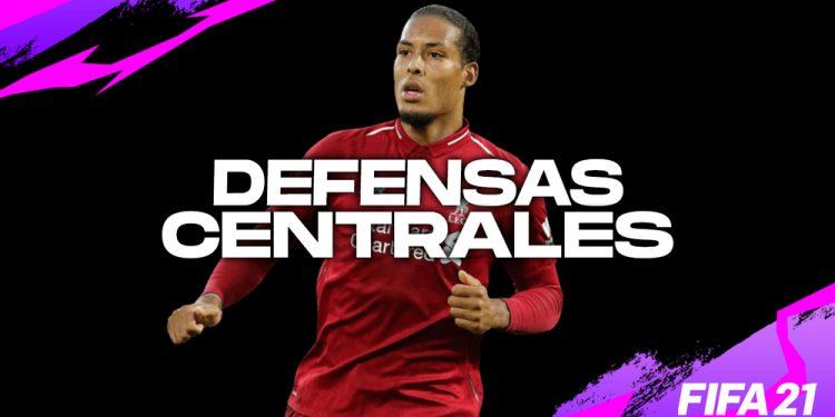 Top 50 Defensas Centrales de FIFA 21