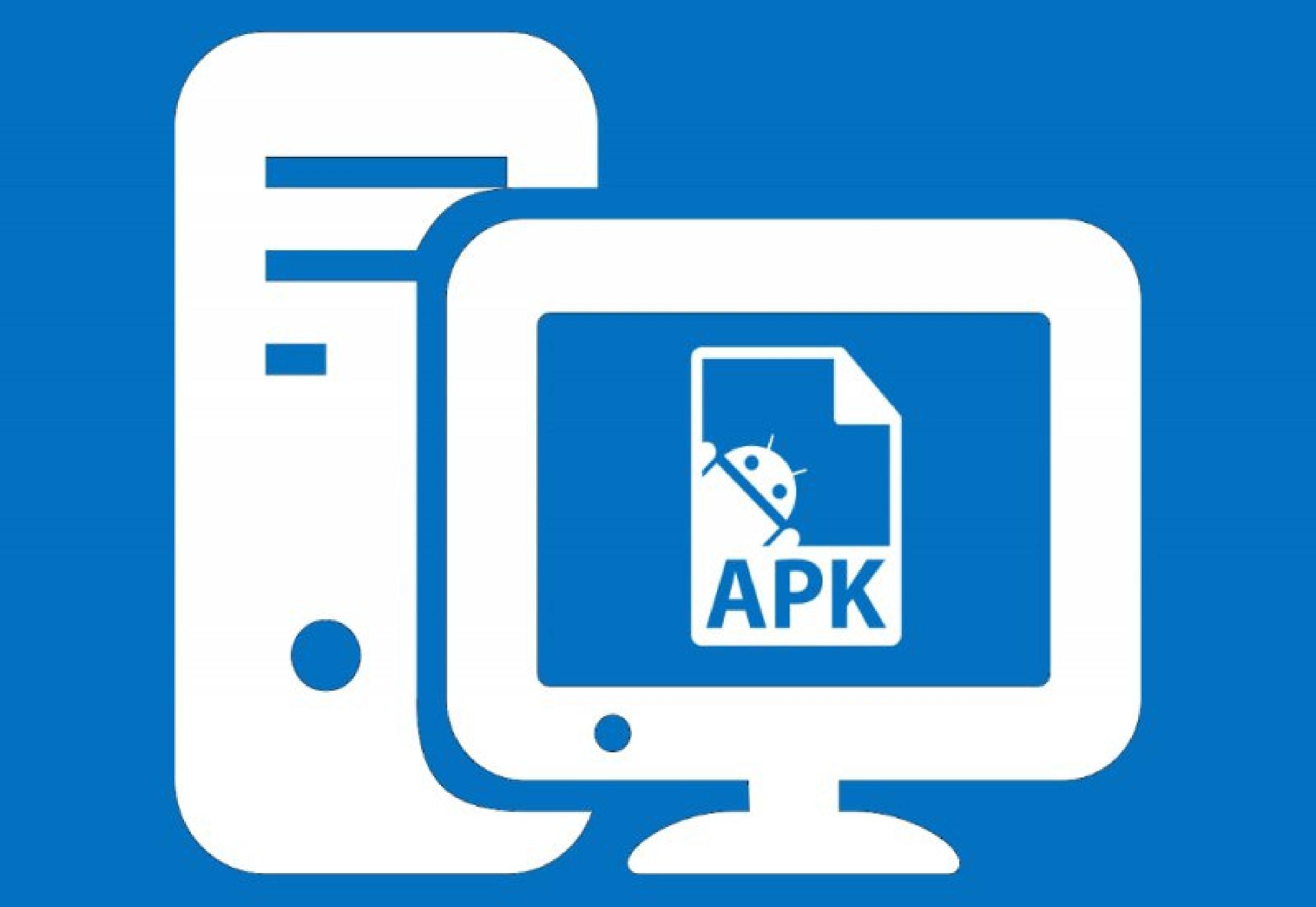 Cómo abrir archivos apk en PC