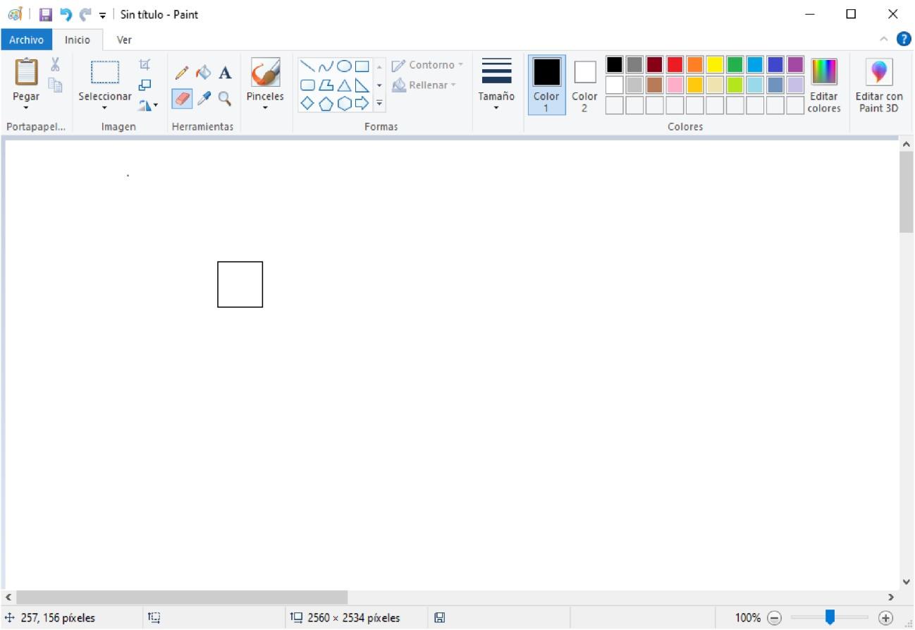 Cómo agrandar el borrador en Paint