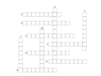 Cómo hacer o crear un crucigrama en Word