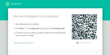 Whatsapp web sin escaneo de código