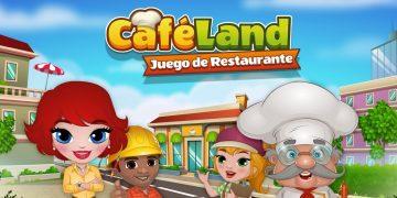 Guía y Trucos Cafeland Juego de Restaurante