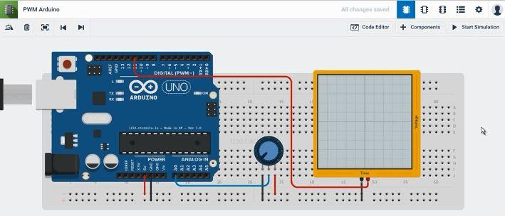 Simulador Online de Arduino