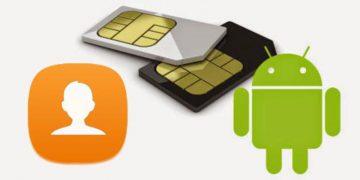 Cómo cambiar tarjeta SIM sin perder datos
