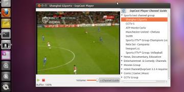 Cómo descargar Sopcast para ver el fútbol gratis