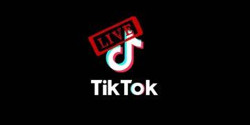 Cómo hacer directos en TikTok