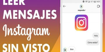 Cómo leer mensajes de Instagram sin que salga el visto