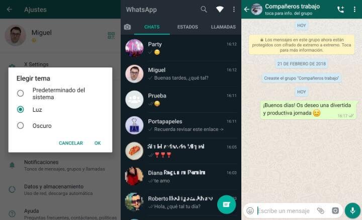 Mejores mods para WhatsApp