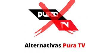 Alternativas a Pura TV