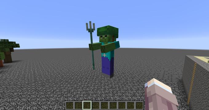 Cómo funciona el hechizo Empalar en Minecraft