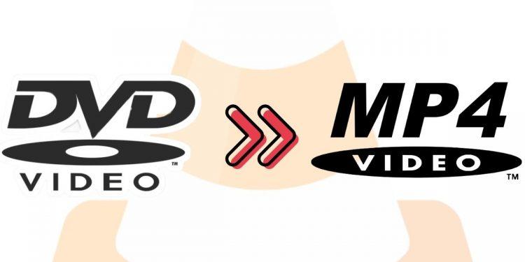 Convertir DVD a MP4 gratis