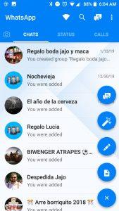 Descargar WhatsApp Mix