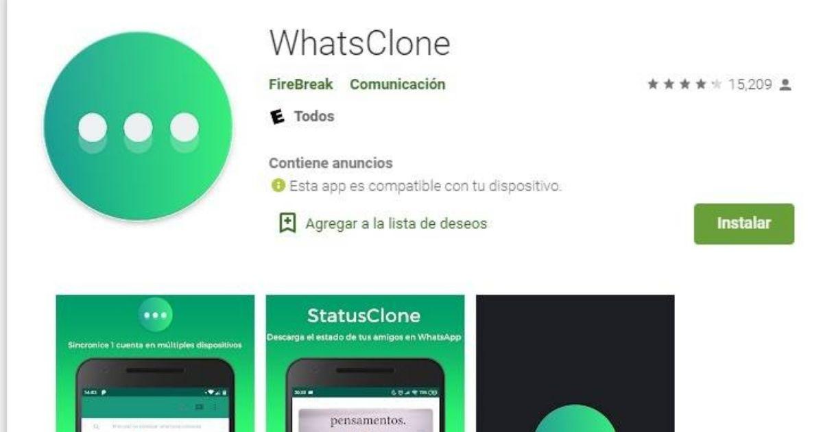 WhatsClone