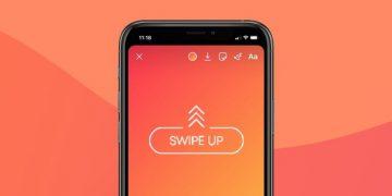 hacer Swipe Up en Instagram sin 10k