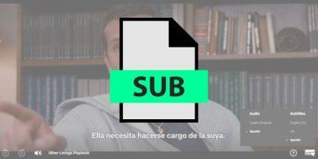 webs para descargar subtítulos