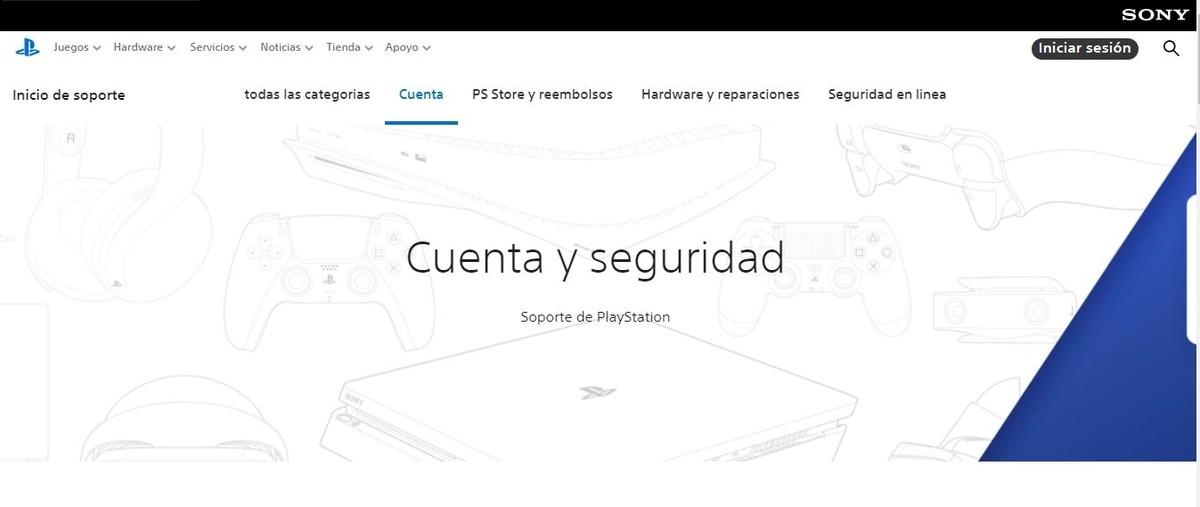 Cómo borrar una cuenta de PlayStation 5