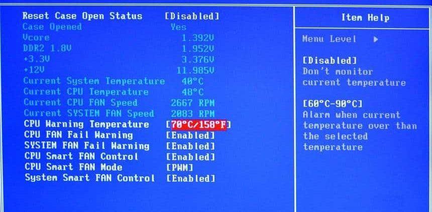 Cómo controlar la temperatura de tu CPU y GPU