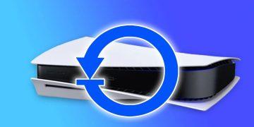 Cómo resetear PlayStation 5