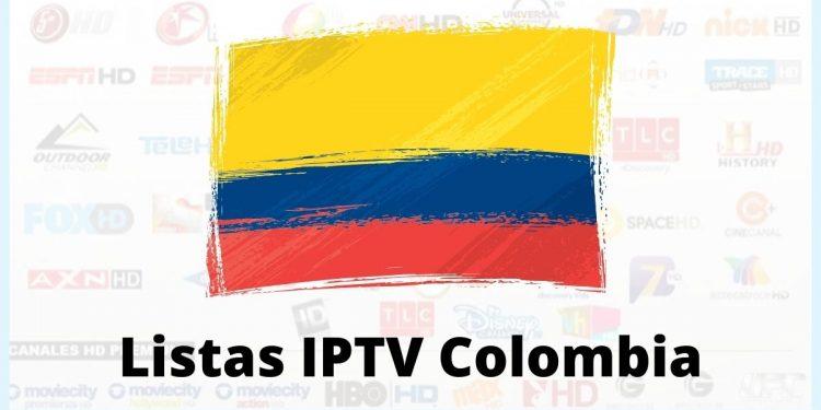 Listas IPTV Colombia