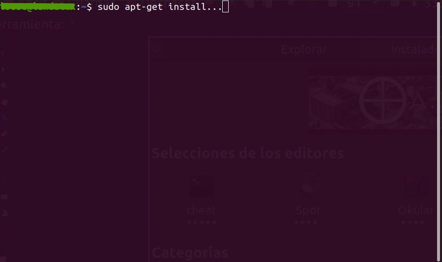gestores de paquetes Ubuntu
