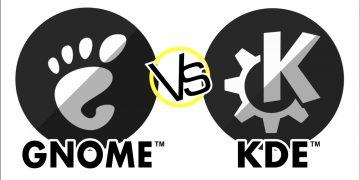 Kubuntu vs Ubuntu, GNOME vs KDE