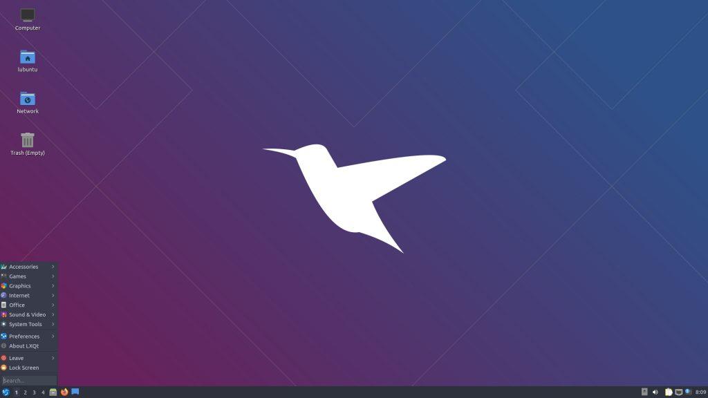 Lubuntu, distribuciones ligeras