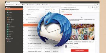Thunderbird, clientes de correo