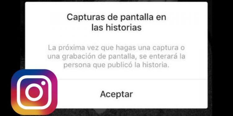 Cómo hacer captura de pantalla en Instagram sin que se enteren