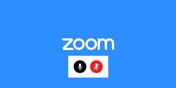 Cómo silenciar micrófono en Zoom